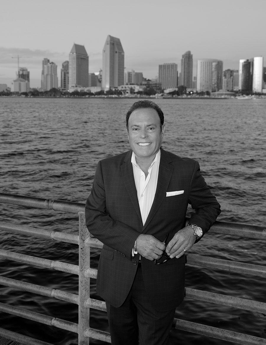 Jack Berkman Public Relations San Diego