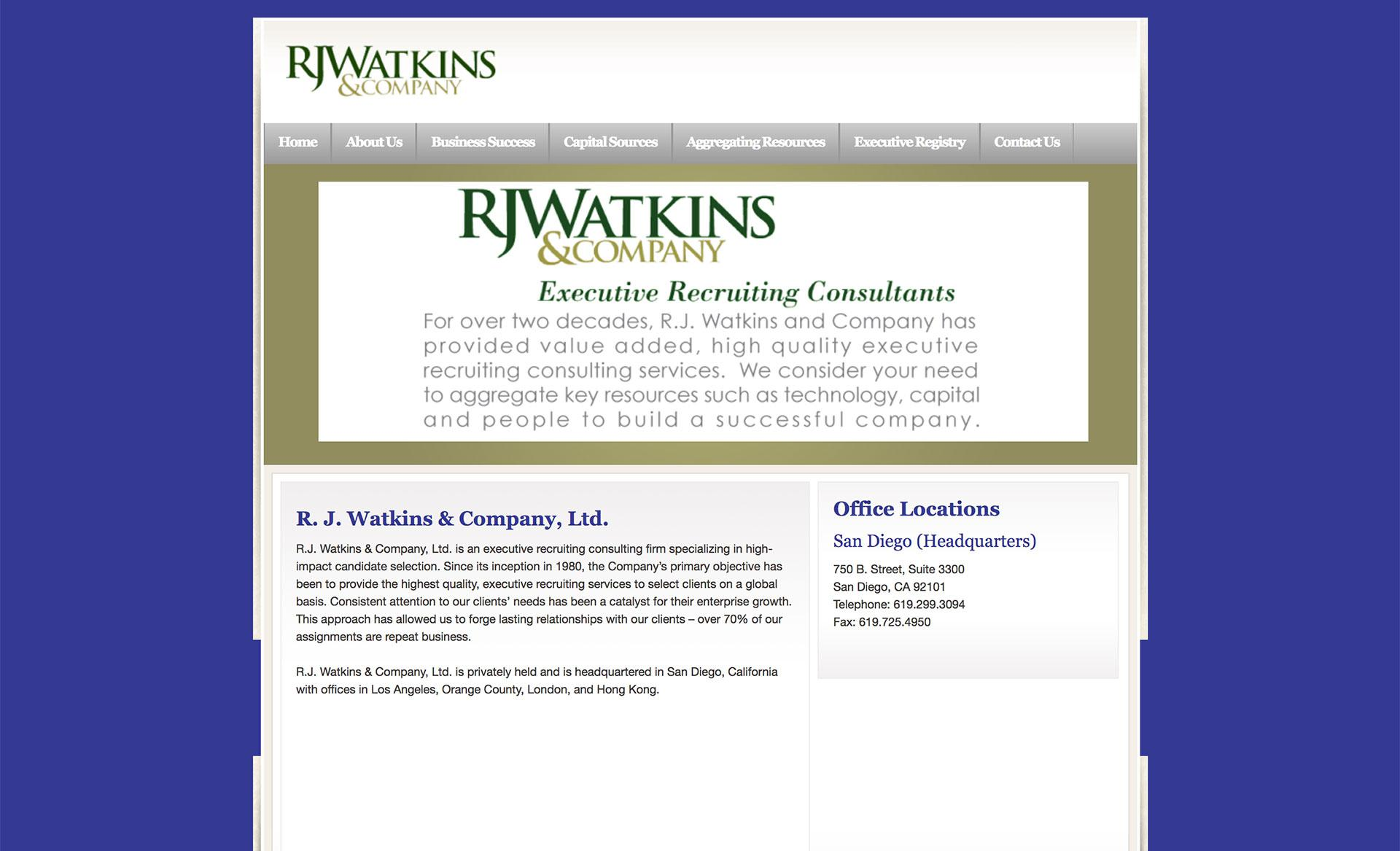 JR Watkins Company