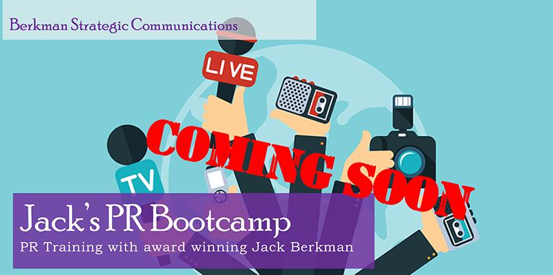 Jack's PR Bootcamp